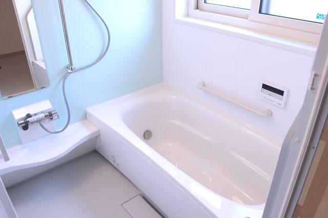 新品のお風呂