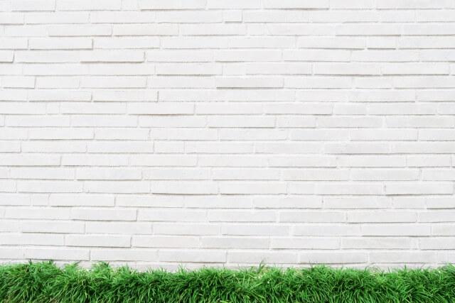 レンガの外壁